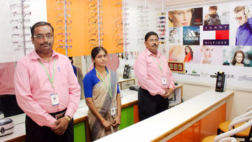 LVS Eye Hospital Specialities in Erode